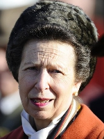 Princess Anne, March 7, 2014 |Royal Hats