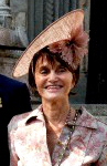 Princess Maria of Bourbon-Parma, April 5, 2014 | The Royal Hats Blog