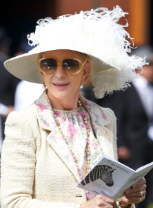 Princess Michael of Kent, June 7, 2014| Royal Hats