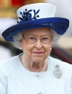 Queen Elizabeth, June 14, 2014 in Angela Kelly | Royal Hats