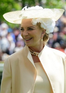Princess Michael of Kent, June 14, 2014| Royal Hats