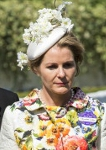 Viscountess Linley, June 14, 2014 Laura Cathcart | Royal Hats