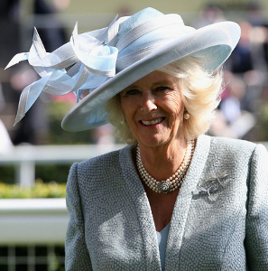 Duchess of Cornwall, June 17, 2014 in Philip Treacy | Royal Hats
