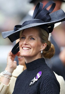 Countess of Wessex, June 19, 2014 in Jane Taylor | Royal Hats