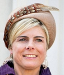 Princess Laurentien, September 16, 2014 in Eudia | Royal Hats