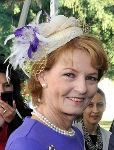 Crown Princess Margarita, September 29, 2014 | Royal Hats