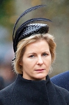 Viscountess Linley, October 24, 2014 | Royal Hats