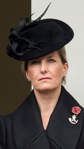 Countess of Wessex, November 9, 2014 in Jane Taylor | Royal Hats