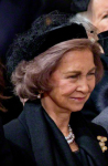 Queen Sofia, December 12, 2014 | Royal Hats