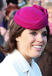 Princess Eugenie, December 25, 2014 in Juliette Botterill | Royal Hats