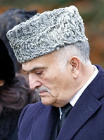 Prince El Hassan bin Talal of Jordan, January 8, 2015 | Royal Hats