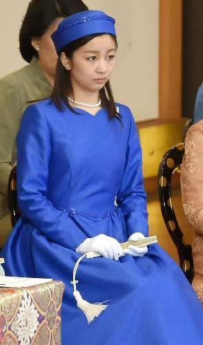Princess Kako of Akishino, January 9, 2015 | Royal Hats
