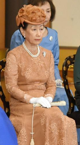 Princess Hanako of Hitachi, January 9, 2015 | Royal Hats