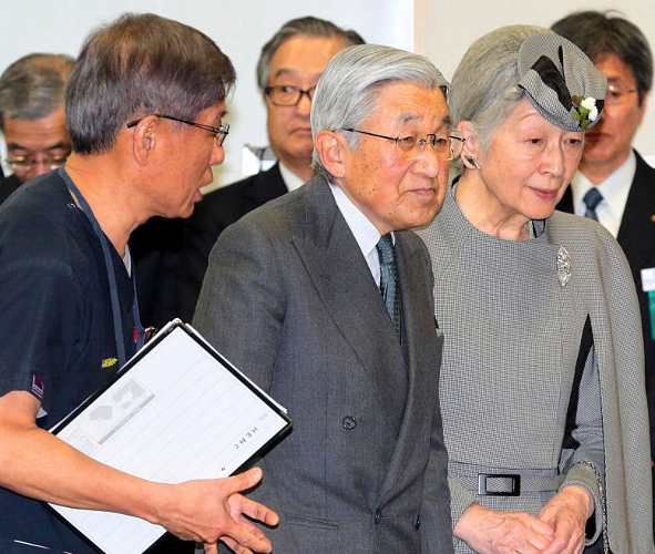 Empress Michiko, January 16, 2015 | Royal Hats