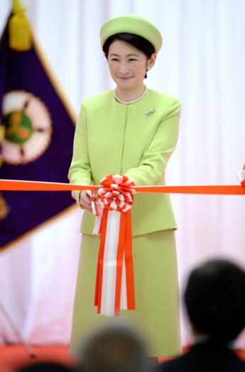 Princess Kiko, January 21, 2015 | Royal Hats
