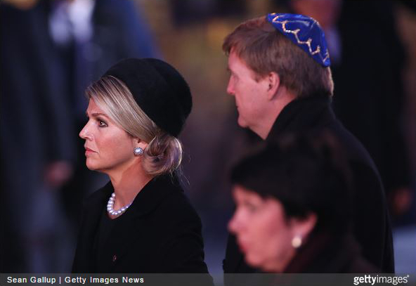 Queen Máxima, January 27, 2015 | Royal Hats
