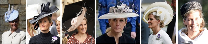 Countess of Wessex in 2014 | Royal Hats