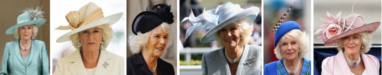 Duchess of Cornwall in 2014 | Royal Hats