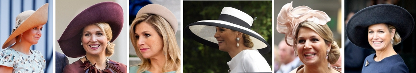 Queen Máxima in 2014 | Royal Hats