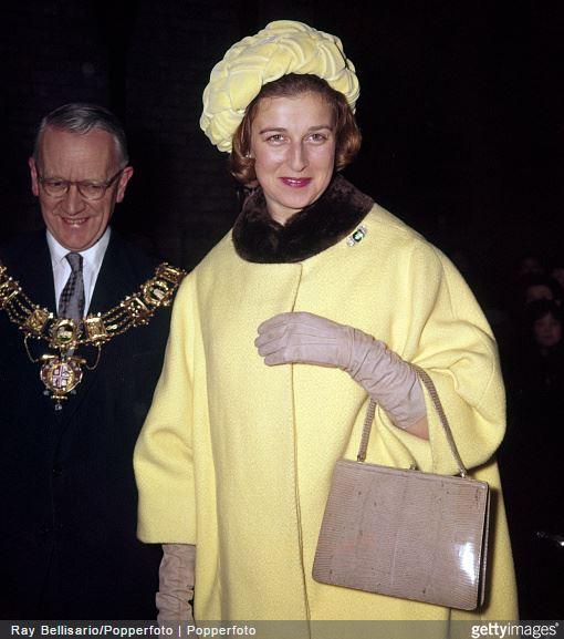 Princess Alexandra, February 27, 1960 | Royal Hats