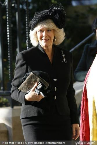 Duchess of Cornwall, October 12, 2006 in Philip Treacy | Royal Hats