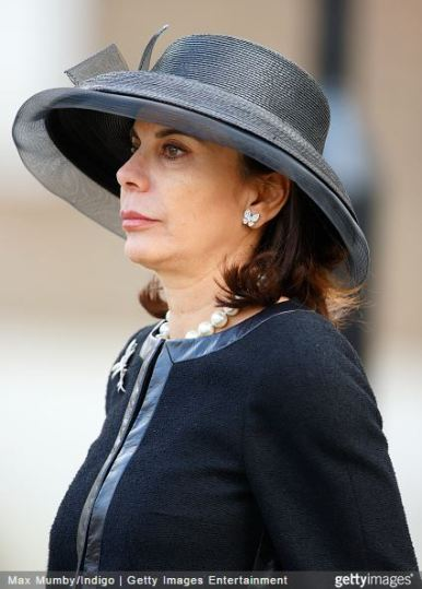 Dowager Duchess of Marlborough, February 4, 2015 | Royal Hats