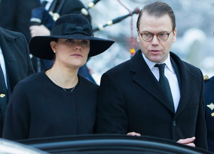 Crown Princess Victoria, February 3, 2015 | Royal Hats