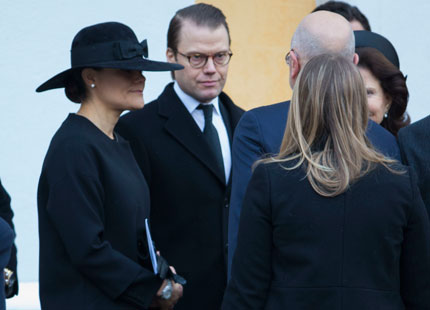 Crown Princess Victoria, February 4, 2015 | Royal Hats