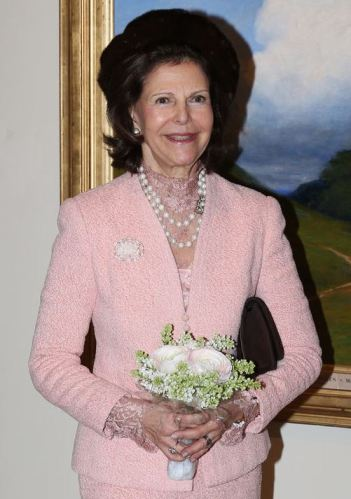 Queen Silvia, February 6, 2015 | Royal Hats