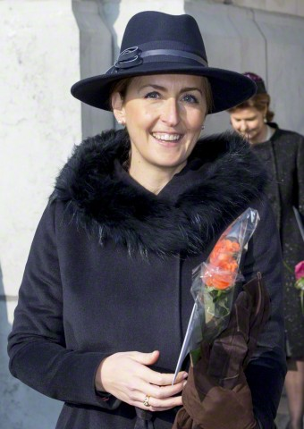 Princess Claire, February 12, 2015  | Royal Hats