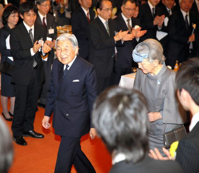 Empress Michiko, March 4, 2015   Royal Hats