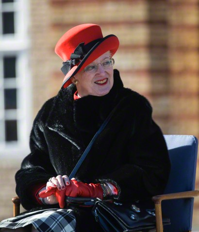 Queen Margrethe, March 11, 2015 | Royal Hats