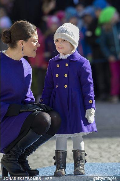 Princes Estelle, March 12, 2015 | Royal Hats