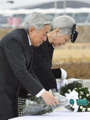 Empress Michiko, March 13, 2015 | Royal Hats