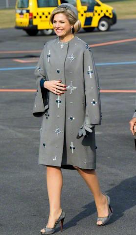 Queen Máxima, March 17, 2015 | Royal Hats