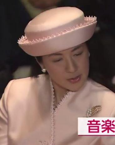 Crown Princess Masako, March 18, 2015 | Royal Hats