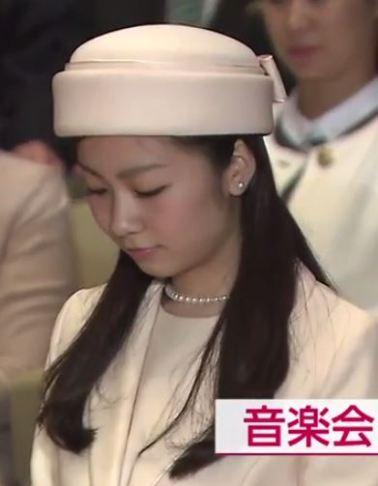Princess Kako, March 18, 2015 | Royal Hats