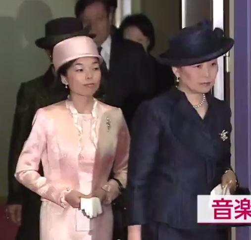 Princess Nobuko and Princess Akiko, March 18, 2015 | Royal Hats