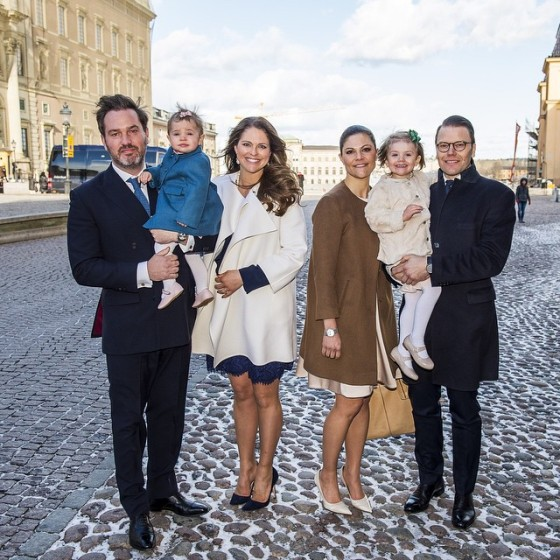 Swedish Royal Family, March 21, 2015 | Royal Hats