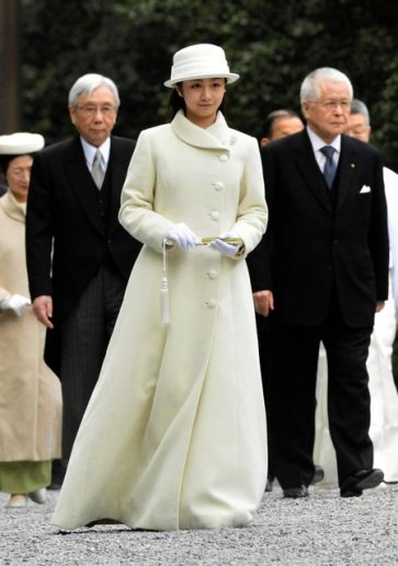 Princess Kako, March 6, 2015 | Royal Hats