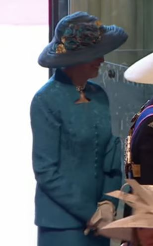 Princess Alexandra of Kent, April 29, 2011 | Royal Hats