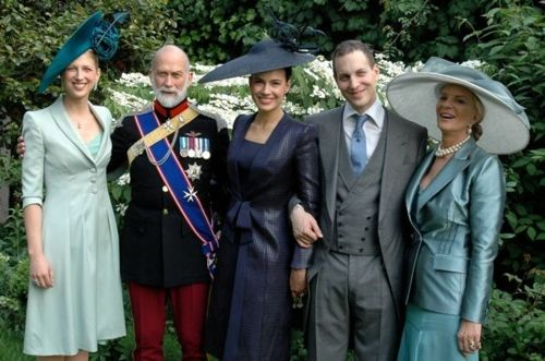 Prince Michael of Kent Family, April 29, 2011 | Royal Hats