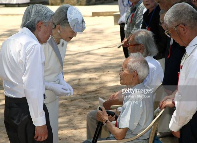 Empress Michiko, April 9, 2015 | Royal Hats