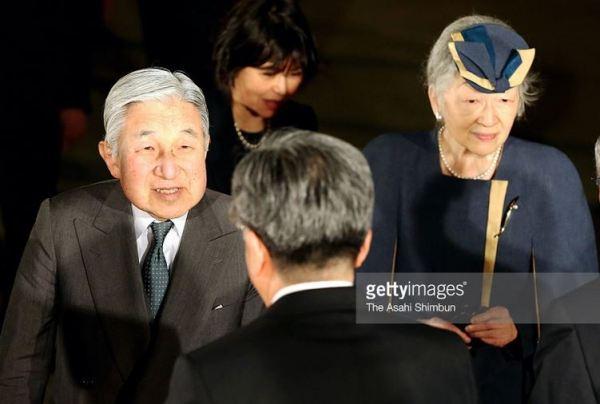 Empress Michiko, April 9, 2015   Royal Hats