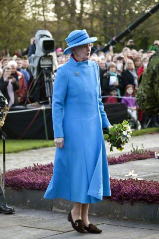 Queen Margrethe, May 4, 2015 | Royal Hats
