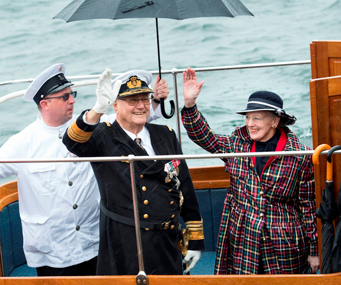 Queen Margrethe, May 5, 2015 | Royal Hats