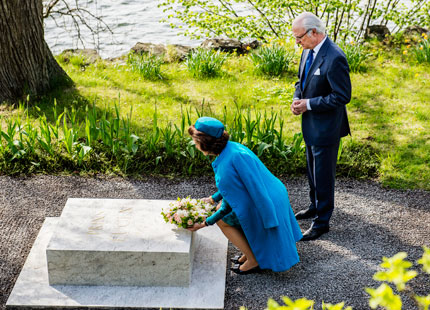 Queen Silvia, May 11, 2015 | Royal Hats