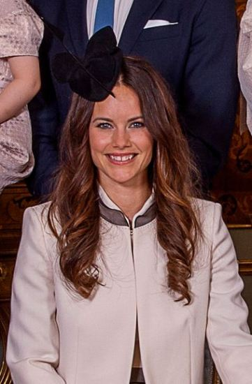 Sofia Hellqvist, May 17, 2015 in Malinda Damgaard | Royal Hats