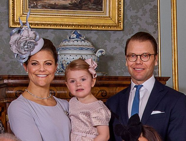 Crown Princess Victoria, May 17, 2015 in Philip Treacy | Royal Hats