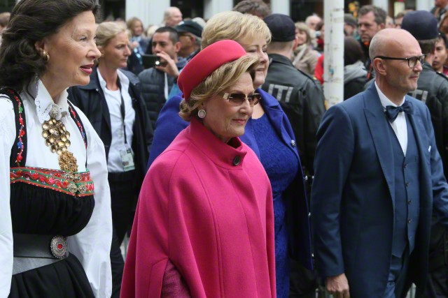 Queen Sonja, May 27, 2015 | Royal Hats